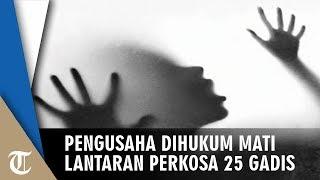 Download Video Pengusaha Kaya Perkosa 25 Gadis, Rata Rata Masih SMP dan di Bawah 14 Tahun MP3 3GP MP4