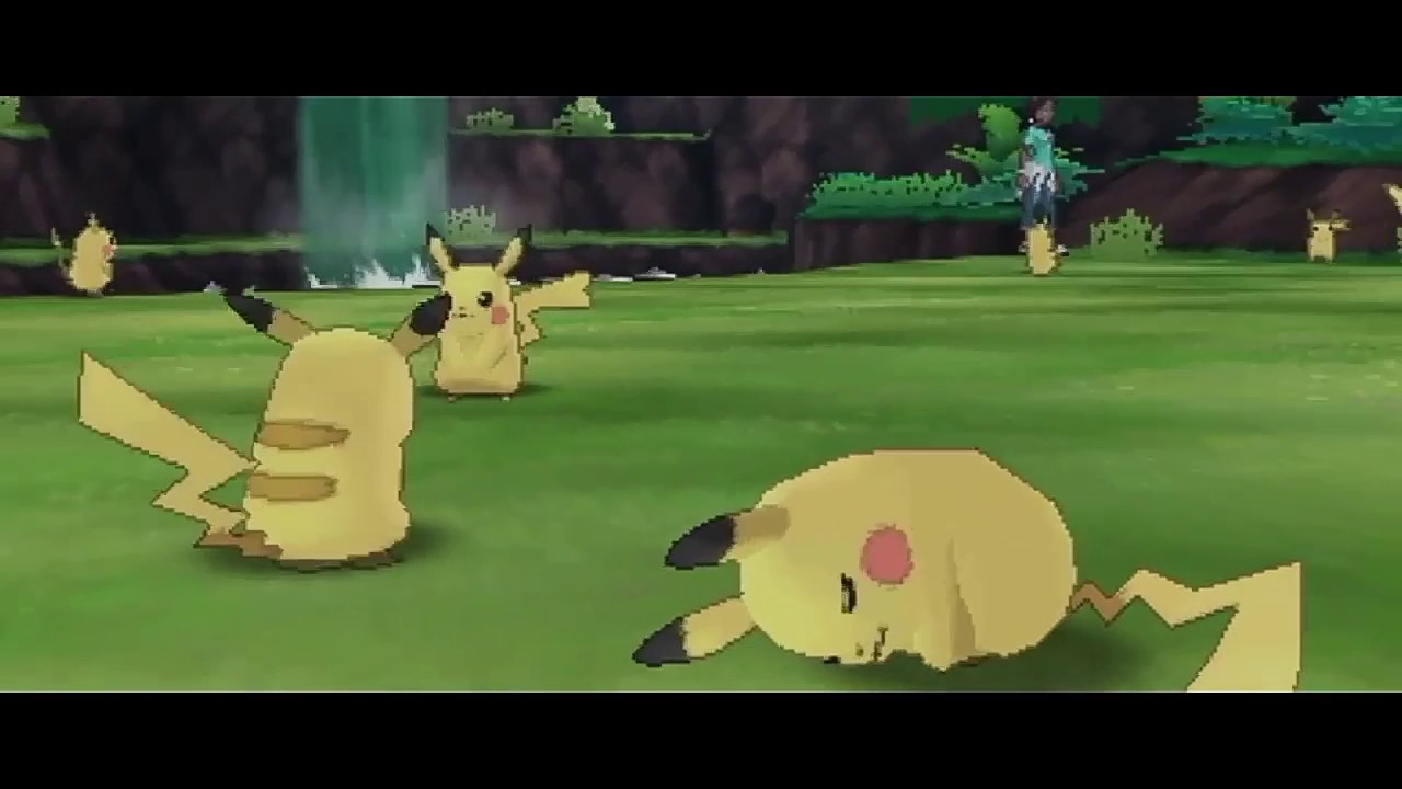 Pokemon Ultra Sun And Ultra Moon 3ds Gameplay Trailer Youtube