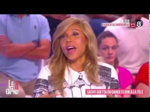 Cathy Guetta revient sur sa séparation d'avec David Guetta dans Le grand 8