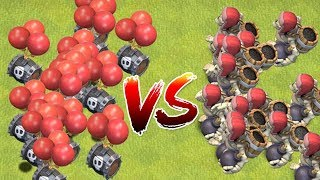 """Can't think of title, just watch! """" giant vs barrel """"Clash Of Clans"""