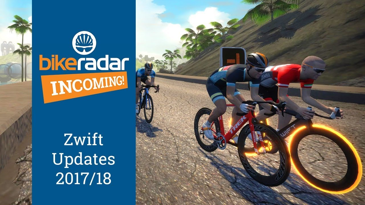Zwift Update - Group Riding, Android Support & New Maps