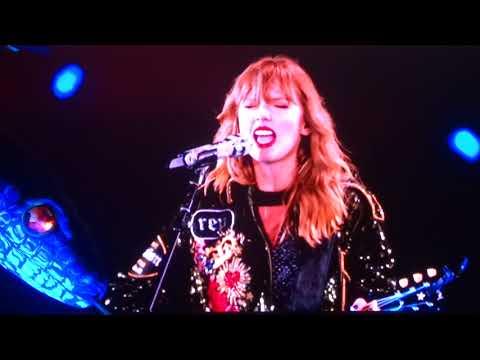 Taylor Swift - The Best Day Live - Night #2 - Levi's Stadium - 5/12/18 - [HD]
