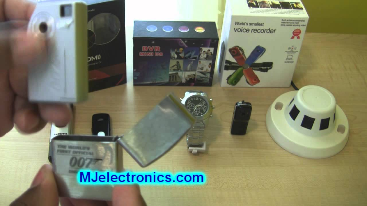 Spy Camera Diy Undercover Video Spycamera