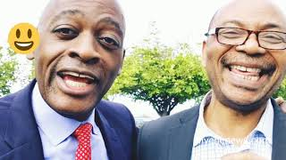 Yombo got a visit from Bernard Jibikilayi