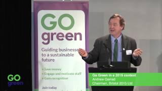 Andrew Garrad - Business Activity in Bristol 2015