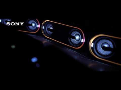 SRS-XB40 wireless speaker from Sony