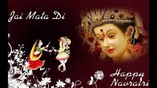 Chalti | Fast Garba | Navratri 2018 | DJ 4C | Reshuffled version | Singer: Aishwarya Majmudar