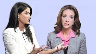 Raw video: Dana Loesch confronts Shannon Watts