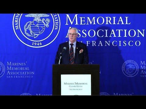 "2017 Brigadier Roderick Macdonald  -""The Falklands War : A Thirty Five Year Perspective""-Full Length"