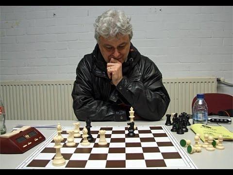 GM John Nunn Chess Blitz on Playchess.com