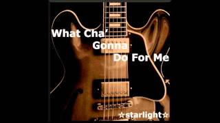 FRIED PRIDE - WHAT CHA' GONNA DO FOR ME
