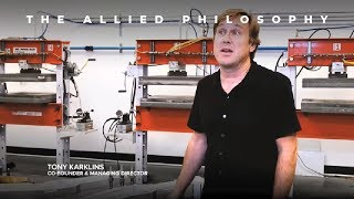 ALLIED CYCLE WORKS - Custom carbon road bikes made in the USA