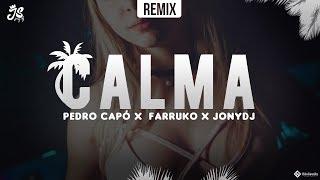 CALMA (REMIX) - JONYDJ ✘ DJ LKS