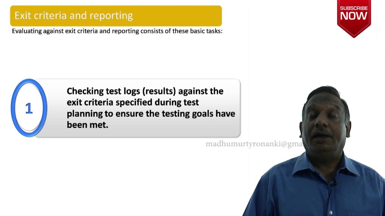 Software testing tutorials istqb certification chapter test software testing tutorials istqb certification chapter test process xflitez Images