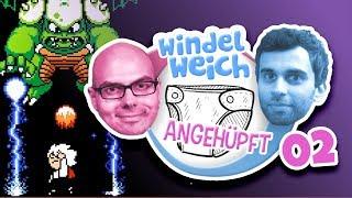 Kid Dracula mit Fabian & Gregor #02 | Windelweich Angehüpft