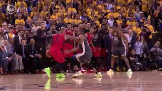 Andre Iguodala GAME-WINNING Steal from Damian Lillard - Game 2 | May 16, 2019 NBA Playoffs