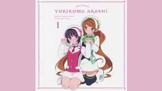 performed by Ginko Yurishiro (CV: Miho Arakawa), Lulu Yurigasaki (CV: Yoshiko Ikuta), Kureha Tsubaki (CV: Nozomi Yamane) composed, arranged & lyrics by ...
