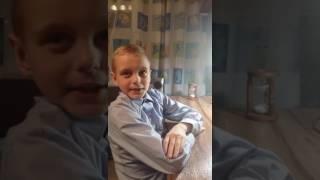 Катыхин Александр, 3 класс. Стихотворение