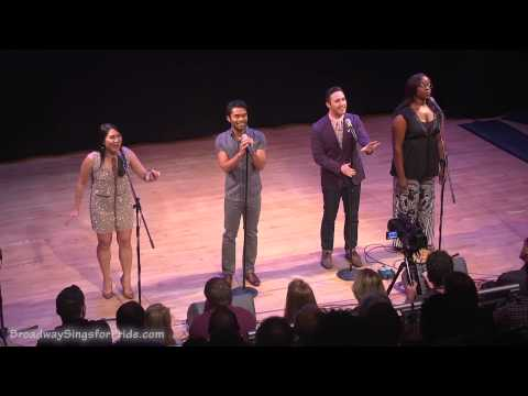 Opening Sequence: The New World (Songs for a New World)  - Broadway Sings for Pride