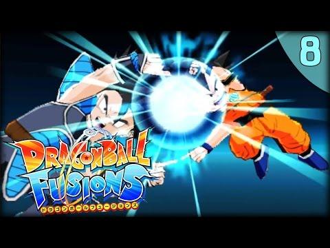 Me FUSIONO con GOKU !   Dragon Ball FUSIONS EP 8   CUSTEM