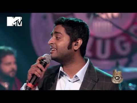 Arijit Singh   Raabta   MTV Unplugged Season 2