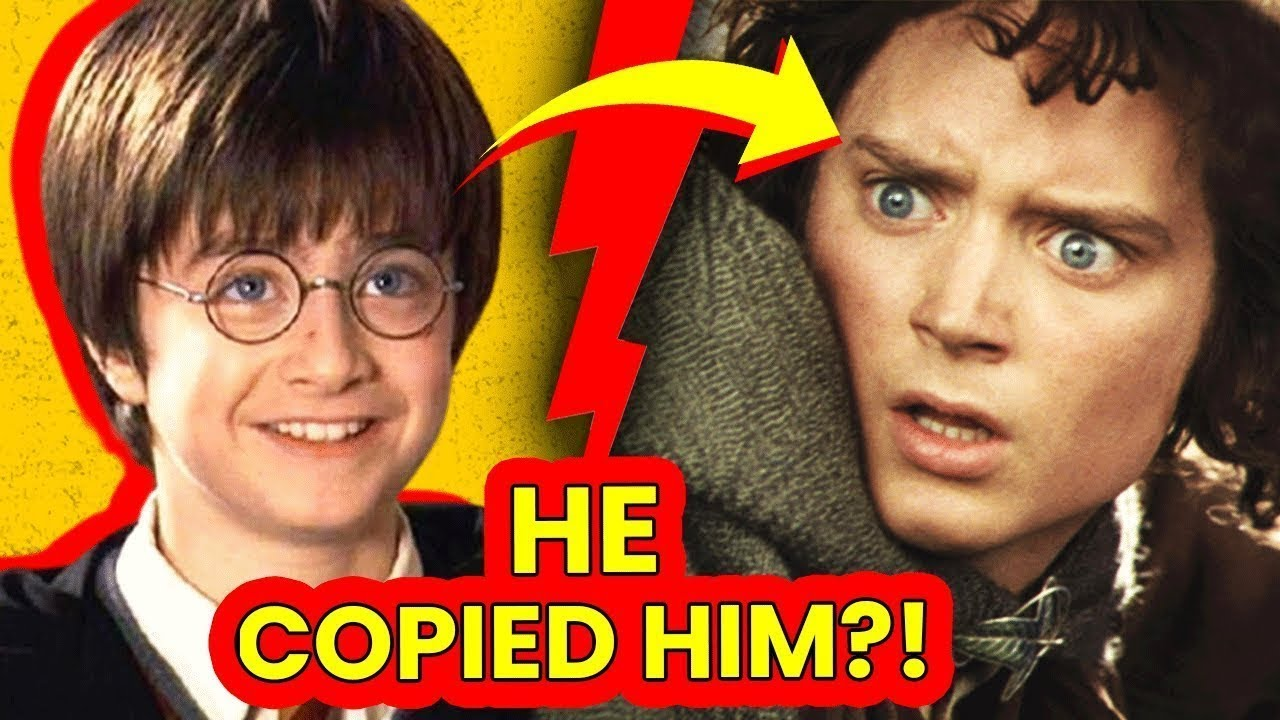 Download How Harry Potter and The Lord of the Rings Are SHOCKINGLY Similar   OSSA Movies