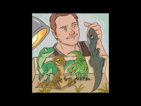 Jurassic World For The Kids Raptors