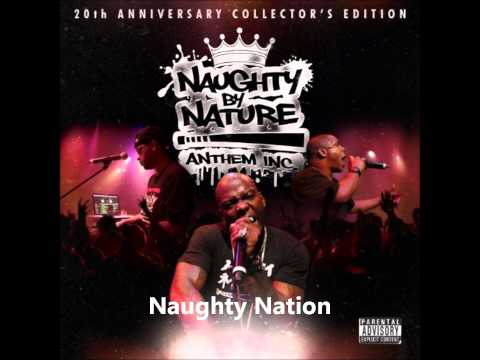 Naughty By Nature - Anthem Inc (Album) - Naughty Nation