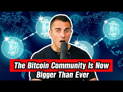 Bitcoin Users Are Growing At An Insanely Fast Rate.