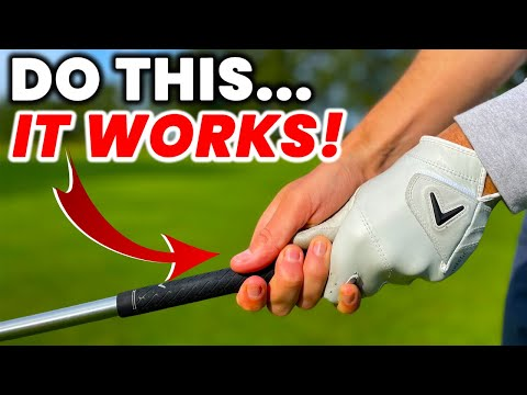 This SIMPLE GRIP CHANGE can improve ANY golf swing
