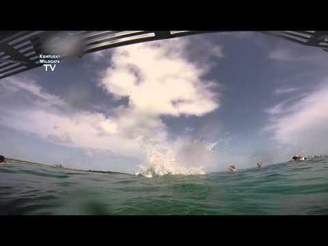 Kentucky Wildcats TV: Bahamas Boat Trip