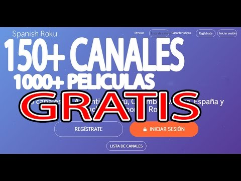 CANAL GRATIS PARA ROKU! (free channels) 29 marzo 2017