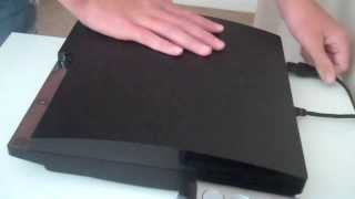 How to Clean Your Ps3 Without Taking Apart/ How To Defragment Ps3 Slim-Fat!