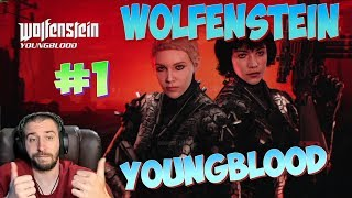 Wolfenstein: Youngblood  (2019)  ПЕРВОЕ ВПЕЧАТЛЕНИЕ ОТ ИГРЫ #1