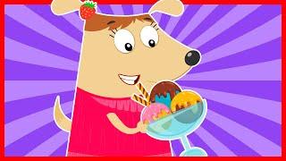 РУССКИЕ Мультики для развития речи у детей Семейка Собачек Развивающие мультики для детей 4 5 лет