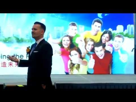 Dallas Baldri - How To Connect With Gen Z in Business  ( Live From Malaysia)