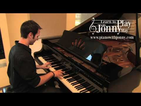 1950s Rock & Roll Piano - played by Jonny May