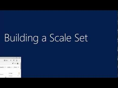 Azure VM Scale Sets intro