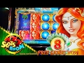 Secret of the Mermaid - BIG BONUSES Re-Triggers !!! 2c Konami  Video Slot