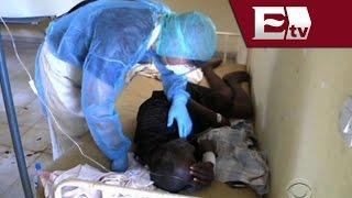 ¿Cuál es la causa del ébola? / Andrea Newman