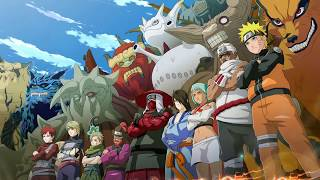 Naruto Bijuu Names 9 tails