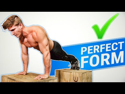 How To: Push Up | 3 GOLDEN RULES! (MADE BETTER!)