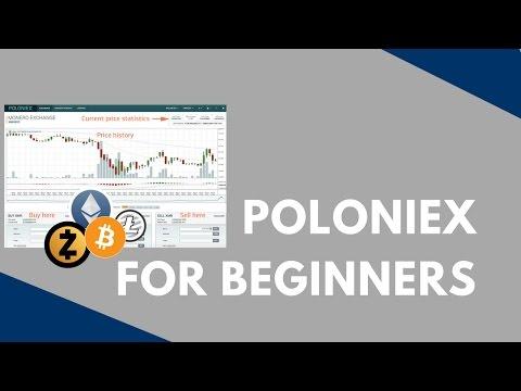 Poloniex for beginners - The Basics | BITCOIN SIMPLIFIED #9