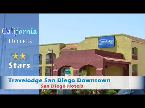 Travelodge San Diego Downtown Convention Center, San Diego Hotels - California