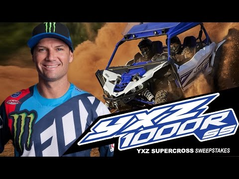 2017 Yamaha YXZ1000R SS Supercross Sweepstakes
