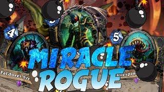 Il Miracle Rogue continua a dare gioie | Hearthstone