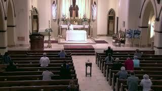 5.13.21 Daily Mass at St. Joseph's