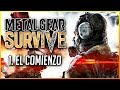 METAL GEAR SURVIVE  UN MUNDO LLENO DE ZOMBIES   Ep 1   Makina