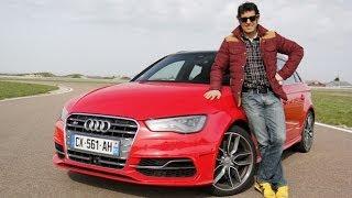 Audi S3 Sportback 2014 Videos