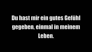 Behind these hazel eyes - German Lyrics